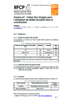 image cahier des charges